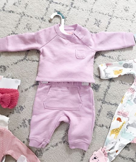 The cutest jogger set for babies and toddlers!  #LTKbaby #LTKkids #LTKfamily