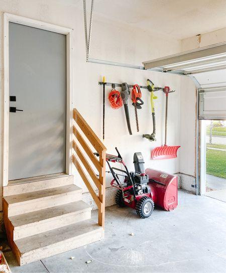 Garage organization complete!   #LTKhome #LTKfamily