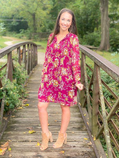 Walmart dress under $17 wearing size small   #LTKunder50 #LTKsalealert #LTKstyletip