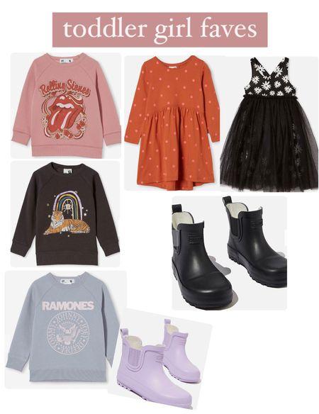 Toddler fall fashion  #LTKbaby #LTKkids #LTKsalealert