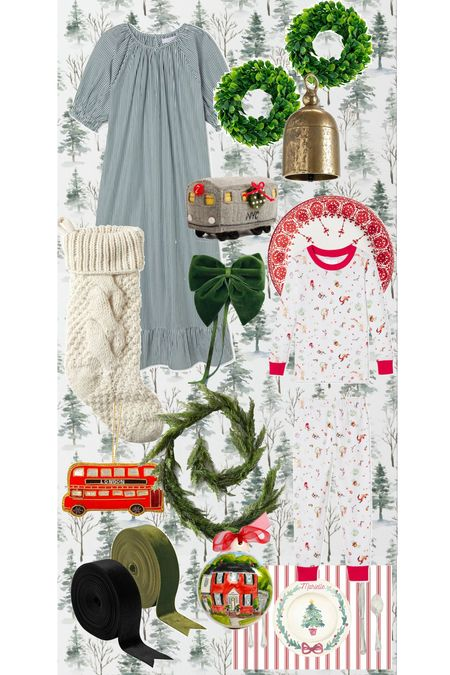 Lake Pajamas holiday launch, plus some other fun holiday finds for early birds!  #LTKHoliday #LTKstyletip #LTKSeasonal