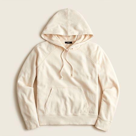 J crew, sweatshirt, sale, cozy, fall   #LTKsalealert #LTKSeasonal #LTKunder100