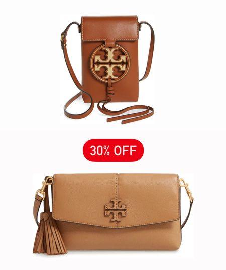 Tory Burch Bags on sale for 30% off at Nordstrom 💥   #LTKsalealert #LTKSeasonal #LTKitbag