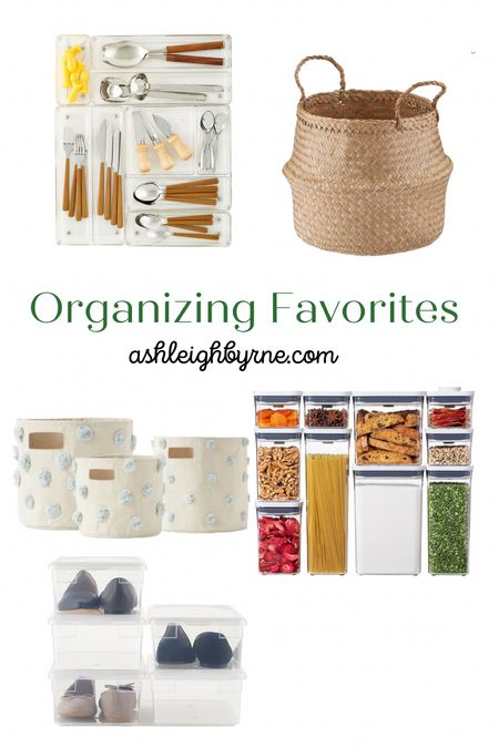 My Top Favorite Organizers to use throughout the home   #LTKfamily #LTKbacktoschool #LTKhome
