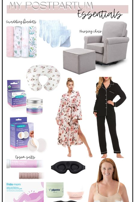 http://liketk.it/2ZJYA #liketkit @liketoknow.it baby. My postpartum essentials