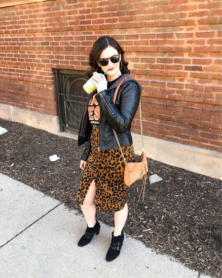 """Somewhere between """"Punk Rock Princess"""" and """"Sunday Funday"""" 🤣 Yesterday was so much fun celebrating international women's day with some amazing female created beer at Goose Island followed by touring several open houses because we might be moving again! 🤷🏻♀️ http://liketk.it/2LoAL #liketkit @liketoknow.it"""