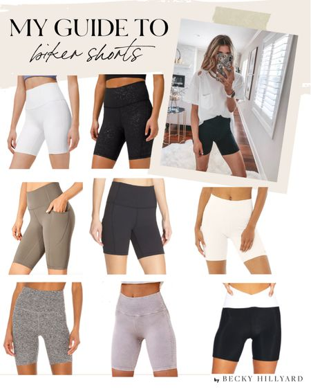 My guide to bike shorts