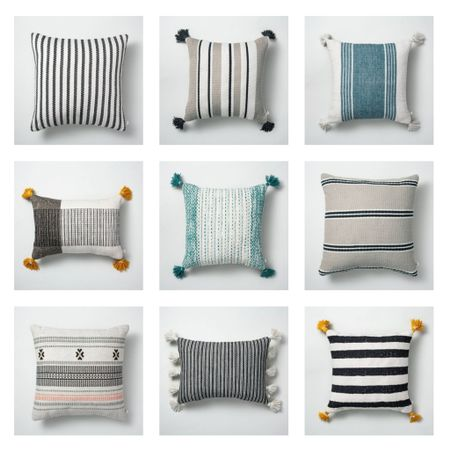 Outdoor pillows from Target. Patio decor.😍    http://liketk.it/3eXlJ @liketoknow.it #liketkit #LTKhome #LTKstyletip #LTKunder50