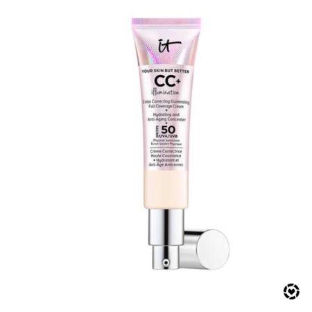 It Cosmetics Illuminating CC Cream  #LTKsalealert #LTKunder50 #LTKbeauty