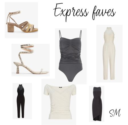 Express favorites!  @express  #LTKsalealert #LTKfit #LTKbeauty