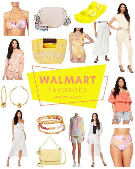 Walmart Favorites!  Walmart finds | walmart beauty | walmart home finds | walmart self care | walmart beauty favorites | walmart fashion favorites | walmart must haves | walmart best sellers | Walmart summer favorites | summer favorites | Walmart summer essentials | Walmart summer finds | summer essentials | summer must haves | Walmart summer must haves | walmart swim | walmart swimsuits | Walmart shoes | Walmart sandals | Walmart bag | Walmart beach bag | Walmart dress | Walmart shorts | Walmart top | Kortney and Karlee | #kortneyandkarlee #LTKunder50 #LTKunder100 #LTKsalealert #LTKstyletip #LTKshoecrush #LTKSeasonal #LTKtravel #LTKswim #LTKbeauty #LTKhome @liketoknow.it #liketkit