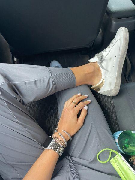 Joggers size xxs sneakers size 37  #LTKunder100 #LTKunder50 #LTKsalealert