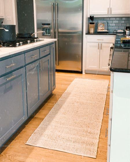 A perfect kitchen runner that's durable and natural http://liketk.it/31Kaj @liketoknow.it #liketkit #LTKhome