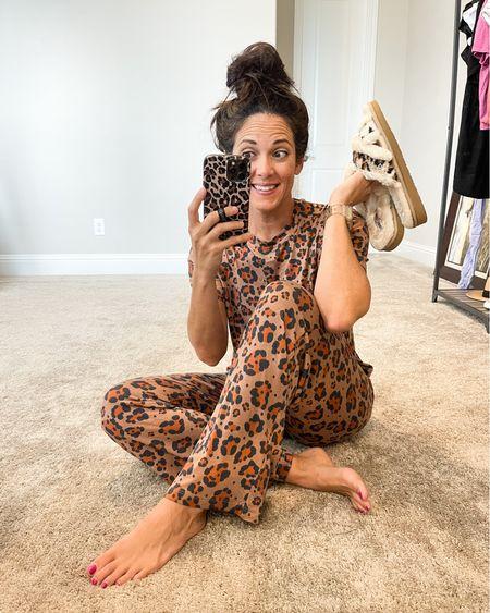 Weekend vibes // pajama pick! Nordstrom sale $30 pajamas set // true to size - small   #LTKstyletip #LTKsalealert #LTKunder50