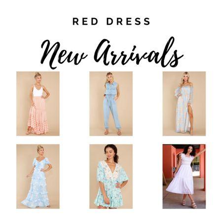 Summer dresses, jumpsuit http://liketk.it/3jdXo #liketkit @liketoknow.it #LTKunder50 #LTKfit #LTKstyletip