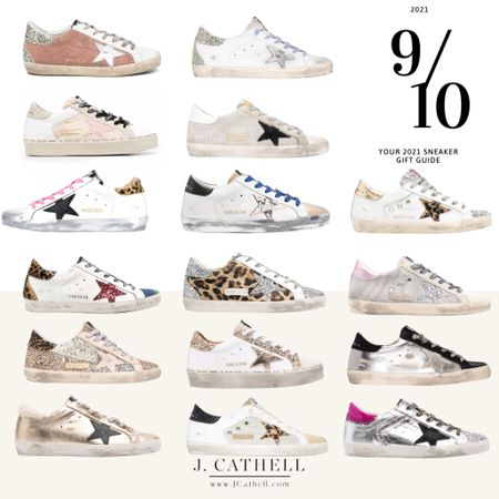 If you love sneakers as much as I do, this is the post for you. Each year I do a round up of fashion sneakers and this year I've included complete outfits too! If you weren't a sneaker head before this post, I have a feeling you will be by the end of tonight's carousel.      #LTKHoliday #LTKSeasonal #LTKGiftGuide