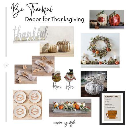 Cozy Thanksgiving decor for your holiday home and table. #thanksgiving #decor #home #table #placesetting #napkin #pumpkin #LTKhome @liketoknow.it.home Download the LIKEtoKNOW.it app to shop this pic via screenshot http://liketk.it/2Z7Ne @liketoknow.it #liketkit