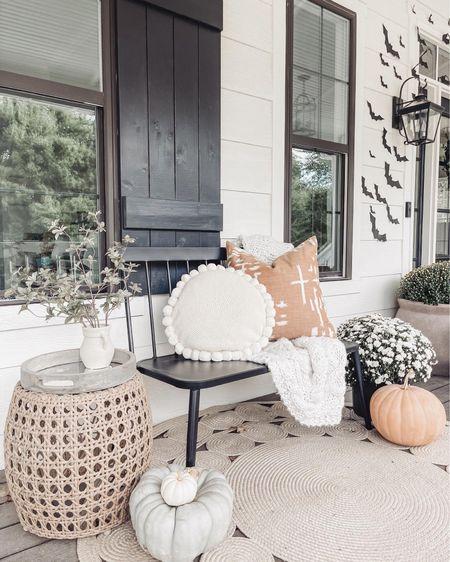 Sunday Fall porch vibes🍂  #LTKhome #LTKfamily #LTKunder100