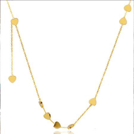 """The Styled Collection """"Love Actually"""" Heart Necklace   http://liketk.it/2SJxi #liketkit @liketoknow.it #LTKDay #LTKspring #LTKsalealert"""