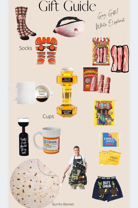 White Elephant Gift Guide  #LTKHoliday #LTKGiftGuide #LTKSeasonal
