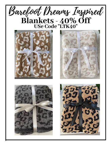 Barefoot dreams dupe blanket   #LTKSale #LTKHoliday #LTKGiftGuide