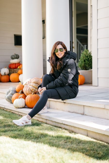 So happy it's finally coat season! P.S. this cost is currently 30% off on @verishop...now is the perfect time to  get a new cute & cozy coat🤍  #StayHomeWithLTK #LTKsalealert #LTKFall