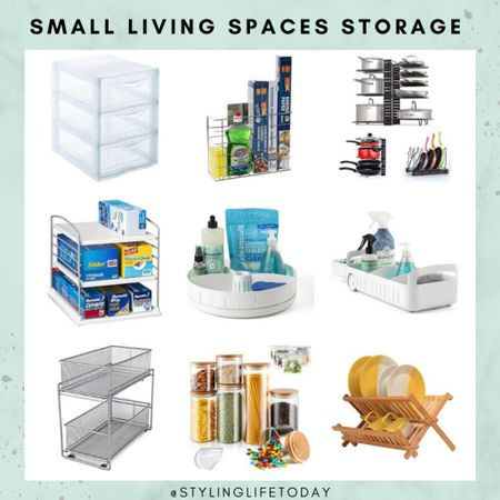 Small living spaces. Storage solutions. Home edit. Marie kondo. Organizers. Organized living. Apartment   #LTKunder50 #LTKhome #LTKeurope