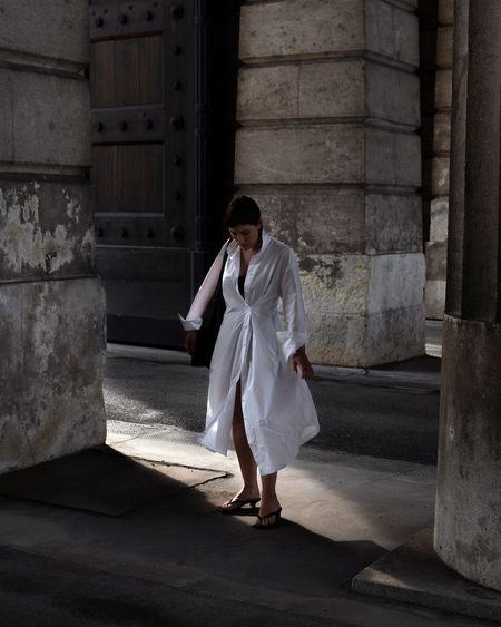 feelin' all white 🦢    #LTKeurope #LTKunder100
