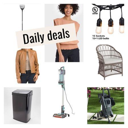 Daily deals and most requested links power washer mulch rake outdoor lights shark vacuum  http://liketk.it/3hVJh @liketoknow.it @liketoknow.it.home #liketkit #LTKsalealert #LTKunder50 #LTKhome