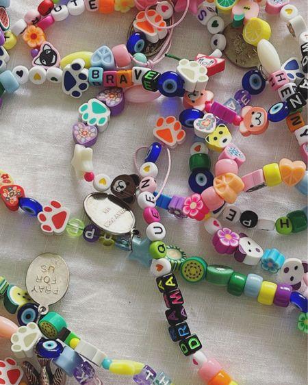 Beads for phone chain DIY. #liketkit #LTKeurope #LTKunder50 @liketoknow.it http://liketk.it/38vEV
