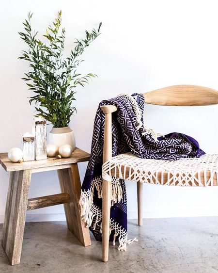 Pantone has officially announce that Ultra Violet is the color of the year for 2018. Prince would be so proud. // Shop 20 of our favorite purples home decor items to help keep you on trend in the coming year http://liketk.it/2tLvd #liketkit @liketoknow.it  📸 @ara_collective