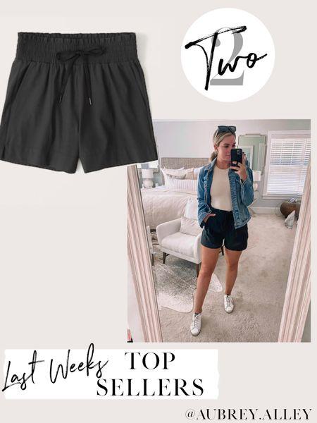 These shorts 😍😍 ultimate mom uniform! http://liketk.it/3hCKi #liketkit @liketoknow.it #LTKunder100 #LTKunder50 #LTKtravel