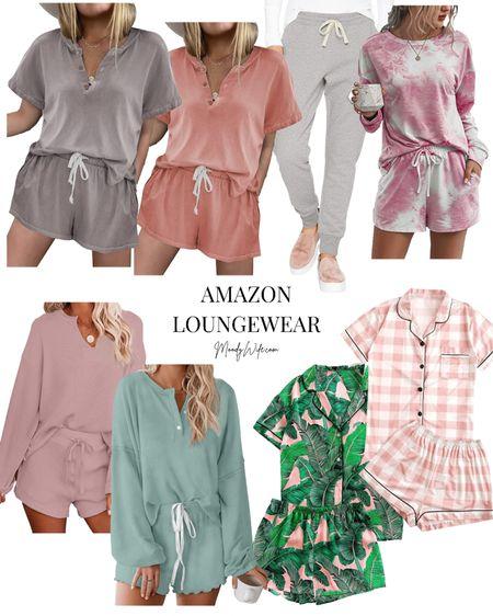 Amazon pajamas, Amazon loungewear #amazon #pajamas