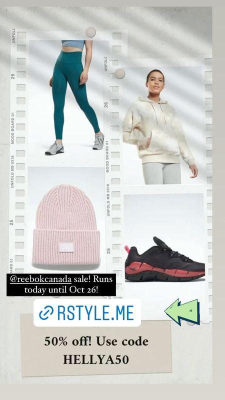 50% off use code HELLYA50 until Oct 26th. Christmas shopping | sweater | fall outfit | activewear | beanie | runners | sneakers | yoga wear | yoga pants |  #ltkfit #ltkunder50 #ltkunder100  #LTKGiftGuide #LTKsalealert #LTKSeasonal