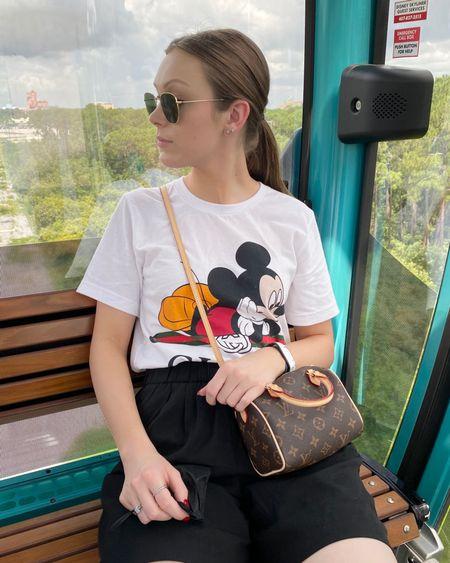 http://liketk.it/3jP9J @liketoknow.it #liketkit #LTKunder50 #LTKsalealert #LTKstyletip gucci Mickey shirt $25 on Etsy!