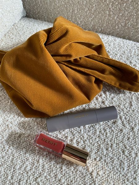 I got the Perfecting Complexion Stick, which is meant to replace both your foundation and your concealer in your makeup bag. I'm all for multitasking products as a new mom! I also got the tinted lip oil because I can't say no to lip products!   #LTKbeauty