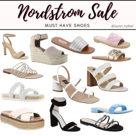 Nordstrom Sale Shoes: sandals, heels, wedges,   #LTKstyletip #LTKSeasonal #LTKunder50