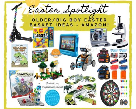Big older boys age 6-14 years old Easter basket ideas! Perfect spring summer outdoor building activities to do with your kids!    Screenshot this pic to get shoppable product details with the LIKEtoKNOW.it shopping app and make sure you follow frugaldealsdelivered for more inspiration and collages full of ideas! http://liketk.it/3afLa #liketkit @liketoknow.it #LTKfamily #LTKSeasonal #LTKkids @liketoknow.it.family