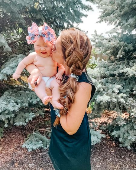 Kidding babies is my full-time job! Well... that & making this doll about a million headbands! #LTKbaby #LTKfamily #LTKstyletip  . Check out the cutest under $30 tshirt dress here 👉🏼  .  @liketoknow.it.family You can instantly shop all of my looks by following me on the LIKEtoKNOW.it shopping app http://liketk.it/3gRAZ #liketkit @liketoknow.it