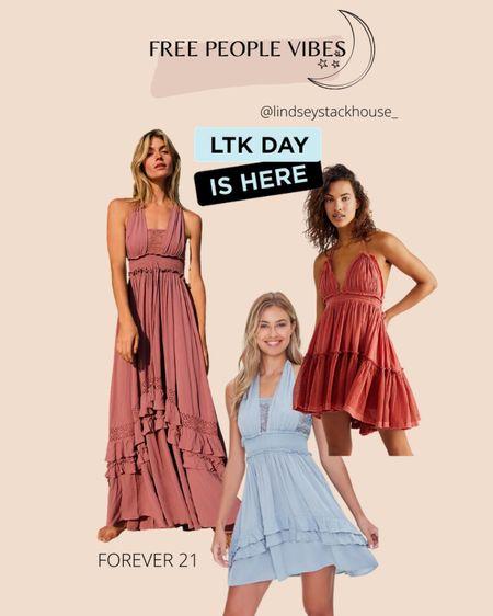 This dress looks just like free people! Under $40 @liketoknow.it #liketkit http://liketk.it/3hqXn #LTKunder50 #LTKsalealert