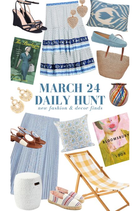 March 24 daily finds! Shop these and many more on the Daily Hunt page of KatieConsiders.com @liketoknow.it #liketkit http://liketk.it/3bj5K