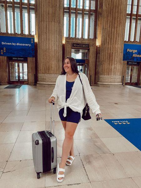 Travel ootd!!   #LTKtravel #LTKSeasonal #LTKunder50