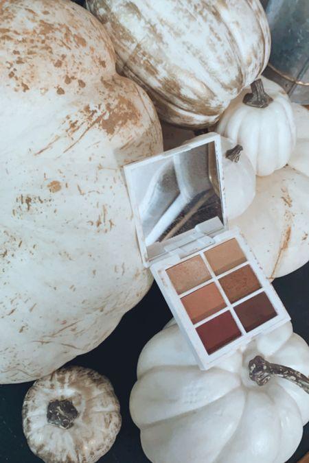 Ilia makeup, eye shadow palette, pumpkin, copper,   #LTKSeasonal #LTKunder50 #LTKGiftGuide