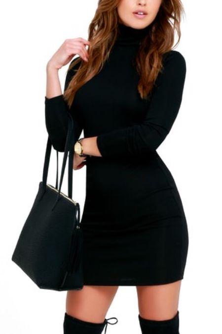 The hottest fall dress   #LTKSeasonal #LTKstyletip #LTKworkwear