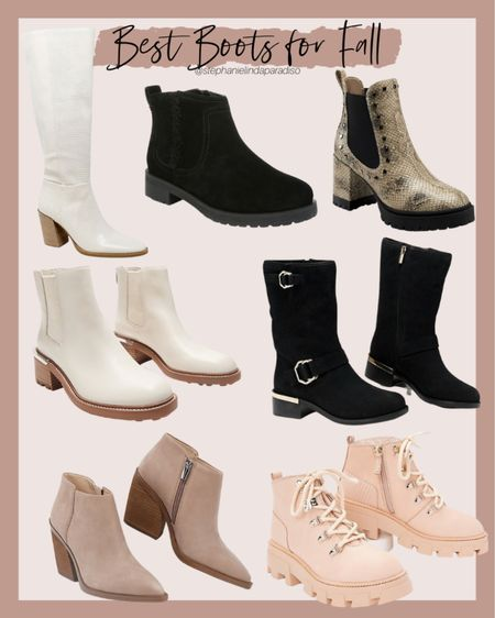 Fall boots, riding boots, motorcycle boots, booties, cowboy boots, Mark Fisher, Vince Camuto, Qvc, fall outfit inspiration, family photo inspiration   #LTKunder100 #LTKHoliday #LTKsalealert