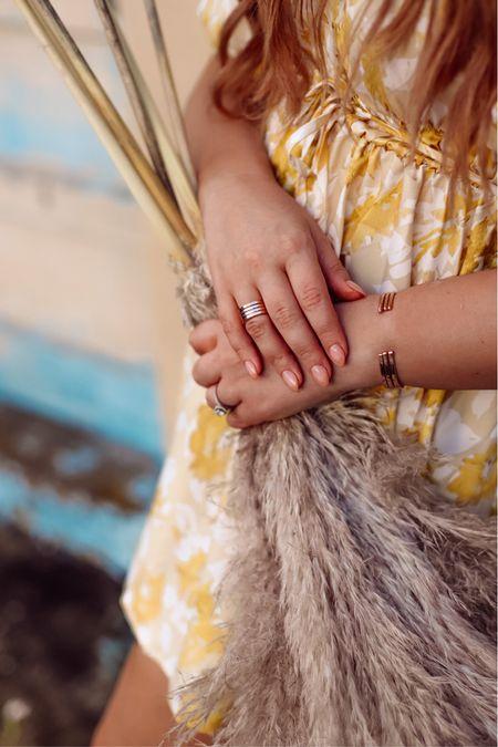 My new favorite ring stack and bracelets from Pandora.    #LTKstyletip #LTKunder100