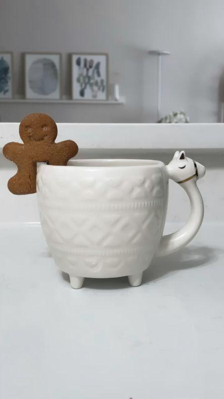 ☕️ Hot cocoa + cute llama mug = warm hug on a cold day @liketoknow.it http://liketk.it/37gcC #liketkit   #StayHomeWithLTK   #LTKSeasonal #LTKhome