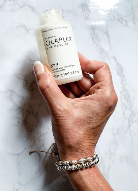 Hair product I swear by! Olaplex is 100% Worth the hype! This will last you for months. Holy Grail hair product.   #LTKbeauty #LTKstyletip #LTKunder50