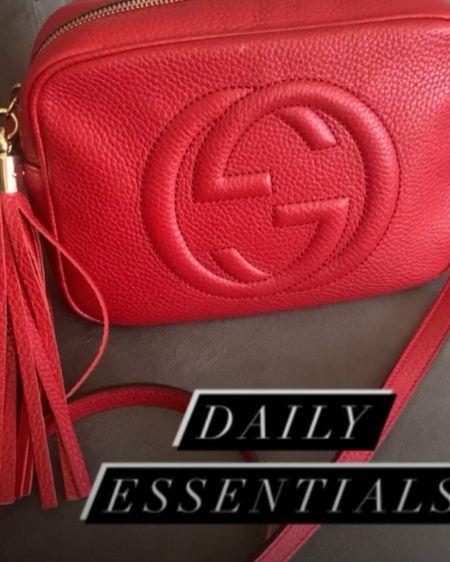 Daily Handbag Essentials    http://liketk.it/39fgx #liketkit @liketoknow.it #LTKitbag #LTKstyletip