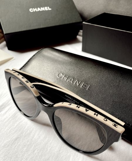 New Chanel sunnies that I picked up from Bloomingdales in Century City!   #LTKSeasonal #LTKitbag #LTKstyletip